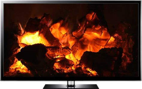 Looping Fireplace fireplace loop on any media player burning cinders