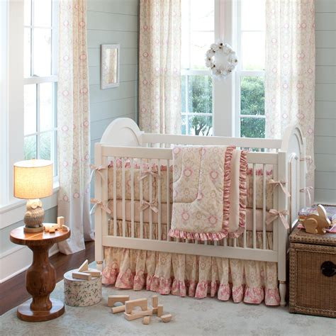 Juliet Crib Bedding Crib Bedding For Baby Girls The Crib Bedding