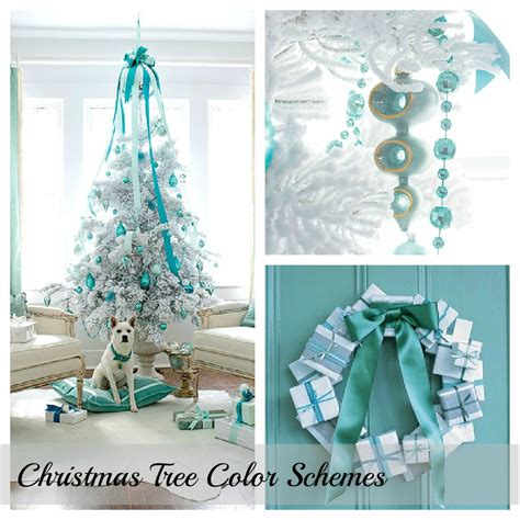 christmas color schemes blue christmas color scheme with chip it setting for four