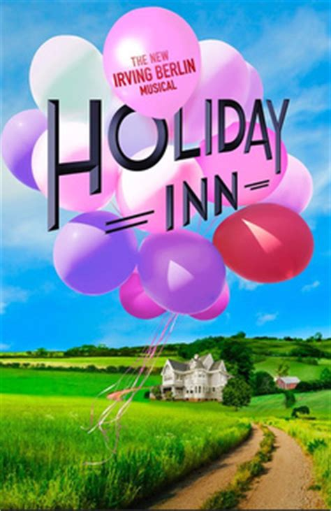 Holiday Inn Gift Cards Canada - holiday inn the new irving berlin musical broadway engagements broadway com