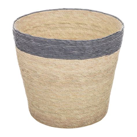 waste basket buy baolgi stripe waste basket navy amara