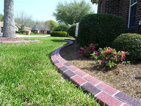 Landscape Edging Jacksonville Fl Best Concrete Edging In Jacksonville