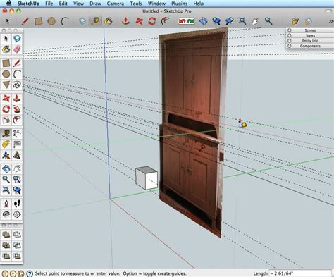 sketchup tutorial woodworking 17 best images about sketchup on pinterest models fine