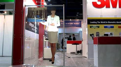 Korea 3m 글래스미디어 인물형 팝스크린 프레임타입 wis2012 security korea 3m관