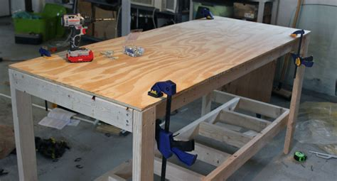 work bench base how to build a workbench living in flux