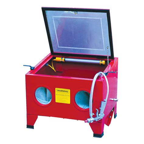 bench top blast cabinet atd tools 8400 bench top blast cabinet