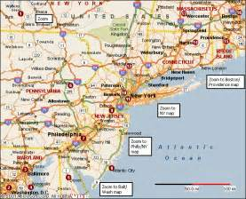 map of mid east coast usa east coast map usa my