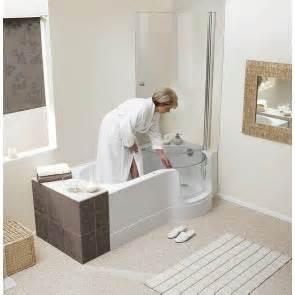 badewanne mit einstieg preise badewanne mit t 252 r sorgt f 252 r barrierefreiheit g 252 nstig in