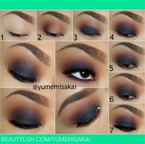 Tutorial Professional Makeup Techniques 3 by Warm Smokey Eye Tutorial Yumemi S S Yumemisakai