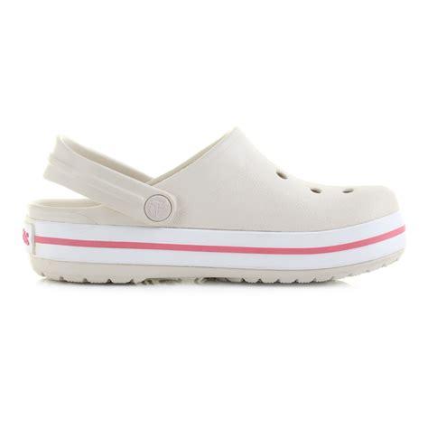 clogs sandals for crocs crocband stucco melon clogs sandals shu
