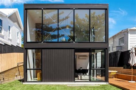 Small Home Building Plans by Cube Shaped House Built As An Extension Of The Traditional House Interior Design Ideas Ofdesign
