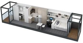 Studio Apartment Floor Plan Studio Apartment Floor Plans