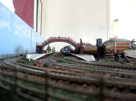 hornby layout youtube my hornby 8 x 4 layout part 4 youtube