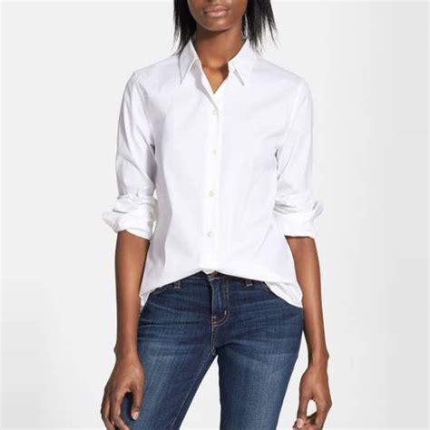 womens dress shirts white dress shirt womens 10 best white button down shirts