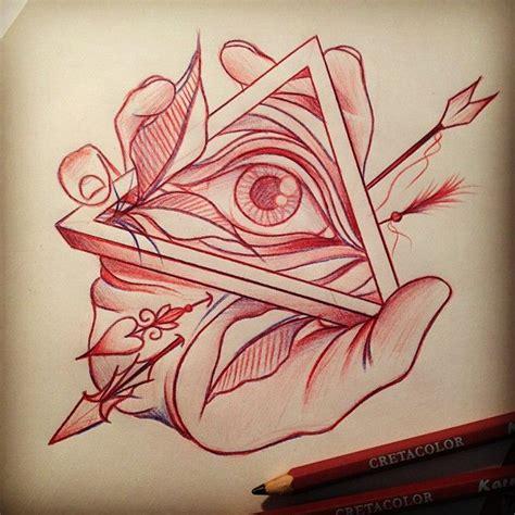 daily tattoo inspiration tattoos tattoo tattooflash allseeingeye daily tattoo