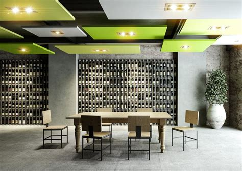 wine store design new wine store concept for the whorship of wine an shopfitting magazine