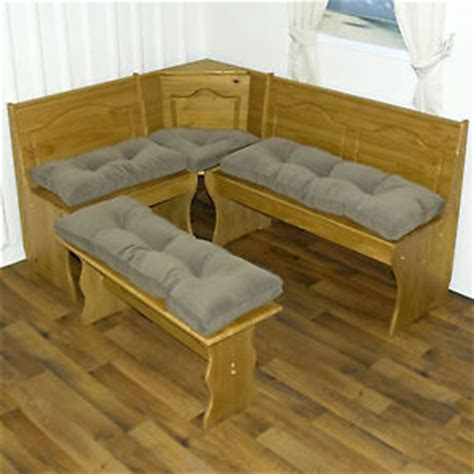 corner bench cushions new breakfast bar nook dining set corner bench booth 4 pc