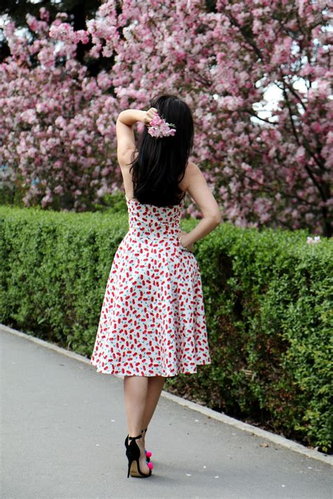 cherry tree dresses cherry dress and blossom trees i am georgiana