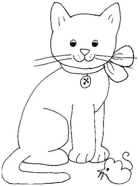 imagenes de gatitos faciles para dibujar las mas tiernas imagenes de gatito para colorear dibujos