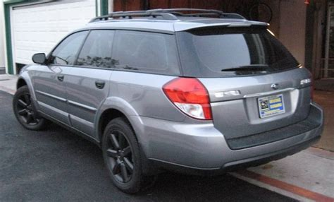 subaru outback wheels black on silver subaru outback pinterest aftermarket