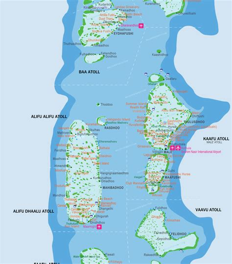 maldives location map maldives map with resorts airports and local islands 2018