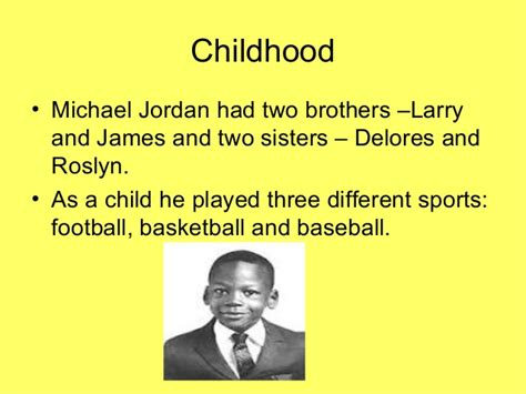 michael jordan biography and achievements presentation college basketball basketball scores