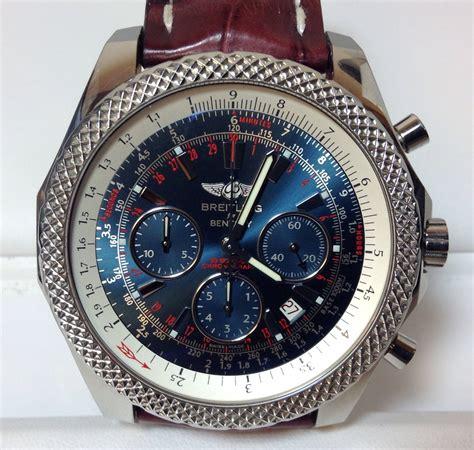 Breitling Bentley Watch   iPawn Blog