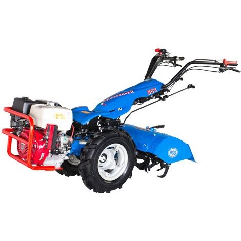 bcs tractor  power unit   hp honda engine