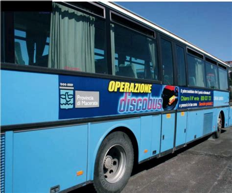 i trasporti pubblici maceratesi su transit