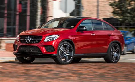 mercedes benz gle amg coupe test review car