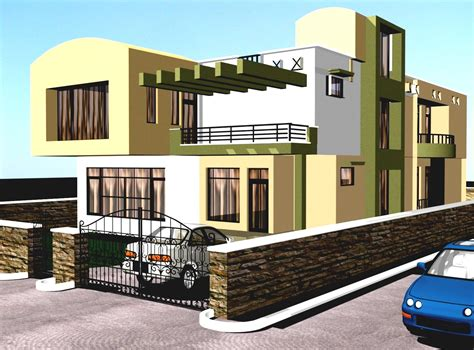modern gate design for house bungalow designs modern house