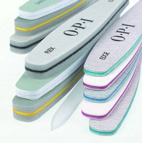 Nail Buffer Opi nails manicure pedicure acrylics and for