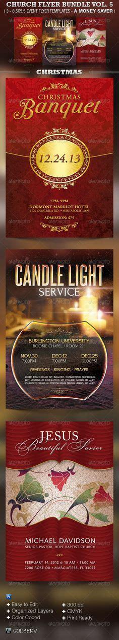 Church Anniversary Banquet Ticket Template Church Banquet Flyer Template