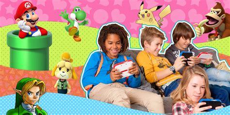 nintendo games  kids nintendo