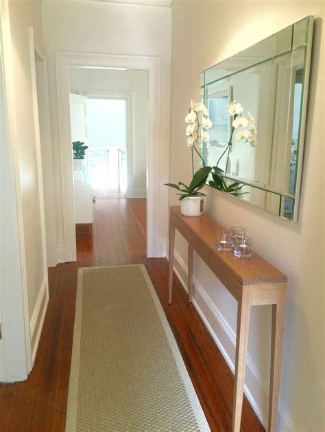 hallway tables ideas  pinterest front