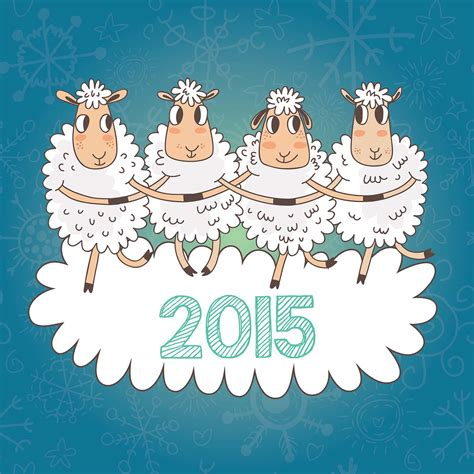 new year 2015 sheep images 2015 year of the sheep