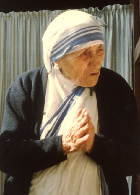 mother teresa biography in french holy cuteness rare photos of 12 saints as children