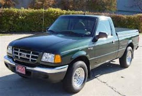 ford ranger 1993 to 1997 factory service shop repair
