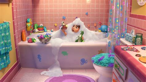 toy story 3 bathroom pixar planet view topic partysaurus rex third toy