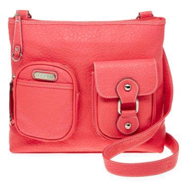 Roll Top Crossbody Bag rosetti 174 ready to roll top zip crossbody bag found at