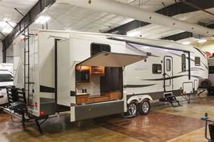 bunkhouse travel trailers with outdoor kitchens new 2015 36qbok 7 5th fifth wheel bunkhouse travel trailer