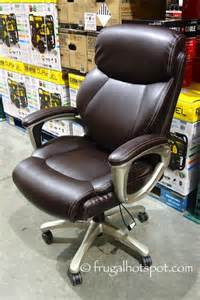 Office Chairs On Sale Costco Costco Sale True Innovations Magic Back Manager Chair