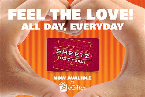 Sheetz Gift Cards - brand announcement the egifter blog