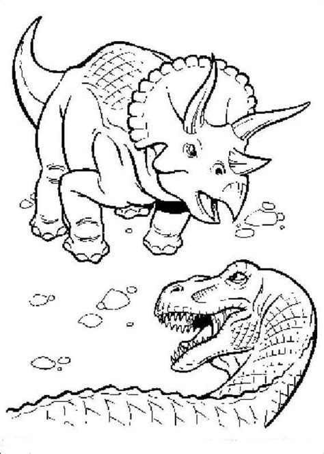 coloring book 2 dinosaurs dinosaurs fighting coloring pages 9 gianfreda net
