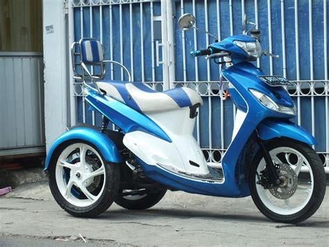 Sandaran Belakang Fino oracle modification concept yamaha mio fino roda 3 middle