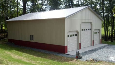 building plans for metal garage virginia pole buildings superior buildings horse barns