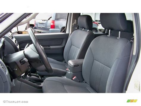 2002 nissan frontier interior charcoal interior 2002 nissan frontier xe crew cab 4x4