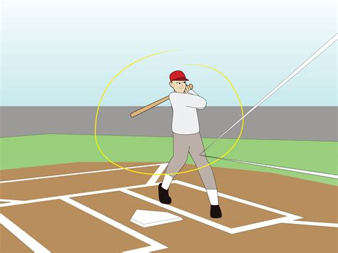 how to swing a bat correctly how to swing a baseball bat 11 steps with pictures