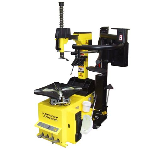 Machines And dunlop dtm185hd fully automatic tyre machine
