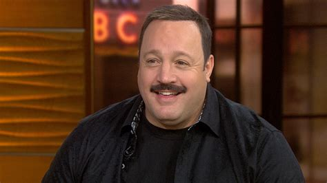 Kevin James and 'organic' mustache return in 'Paul Blart